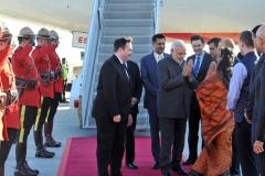 Modi in Canada