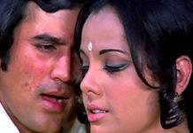 Mumtaz and Rajesh Khanna
