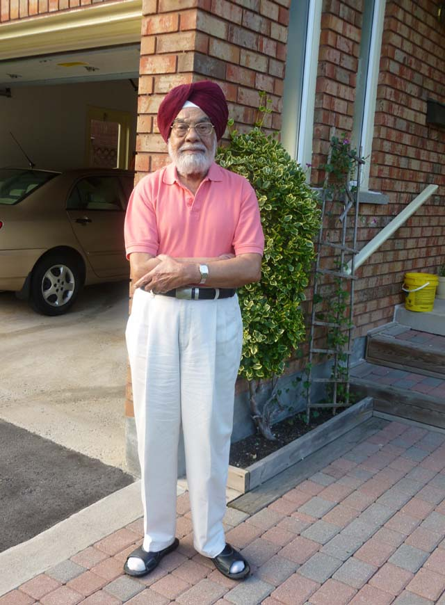 Jogendra Singh IIT first batch