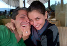 Lisa Ray-marries-boyfriend-Jason Dehni