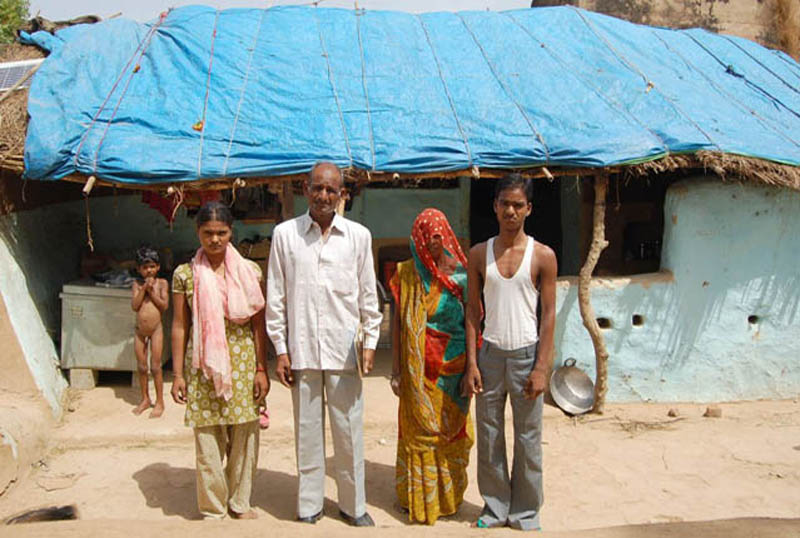 the-family-of-Indian-martyr-Ram-Prasad-Bismil