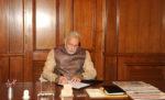 Modi as PM of India