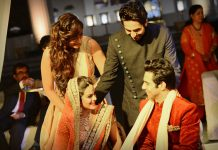 ayushmann-khurrana-at-his-brothers-wedding