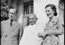 Gandhi was British agent?