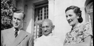 Gandhi was British agent?