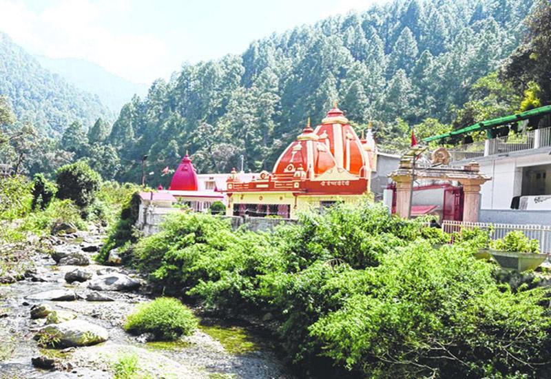 Neem-Karoli-Baba-ashram