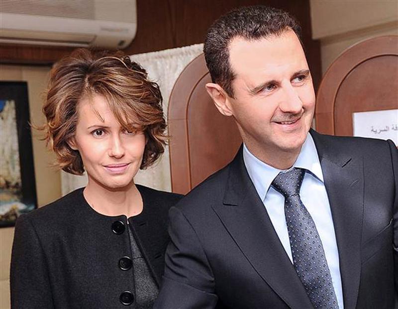 Syrian First Lady Asma al Assad