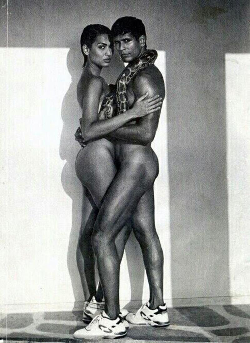 Nackt Madhu Sapre  Frau Aufgemotzt