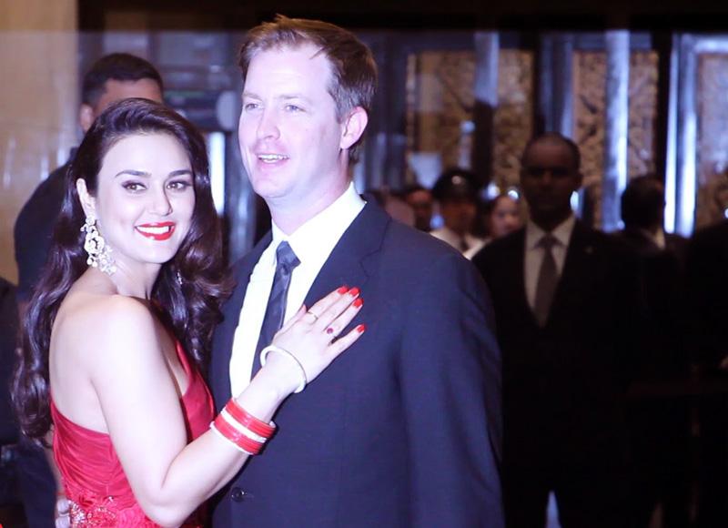 preity zinta with husband