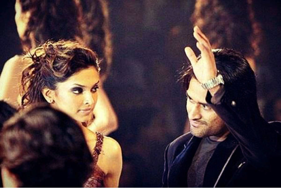 Deepika-Dhoni love affair