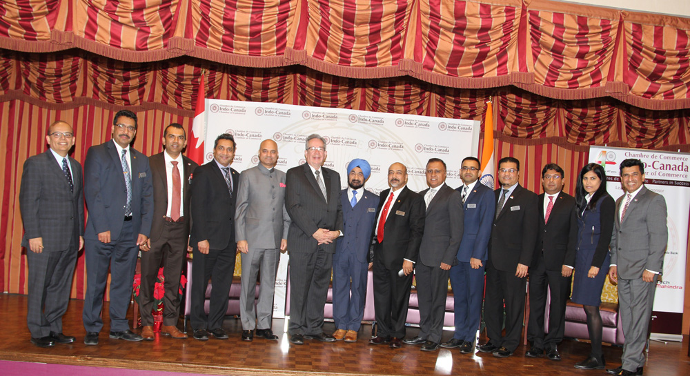 Big ideas for small businesses at indo canada chamber of for Canadian chambre of commerce