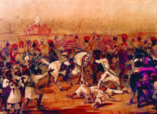Indian-mutiny-and-sikhs