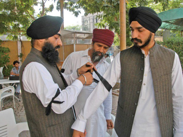 Sikhs in Pakistan