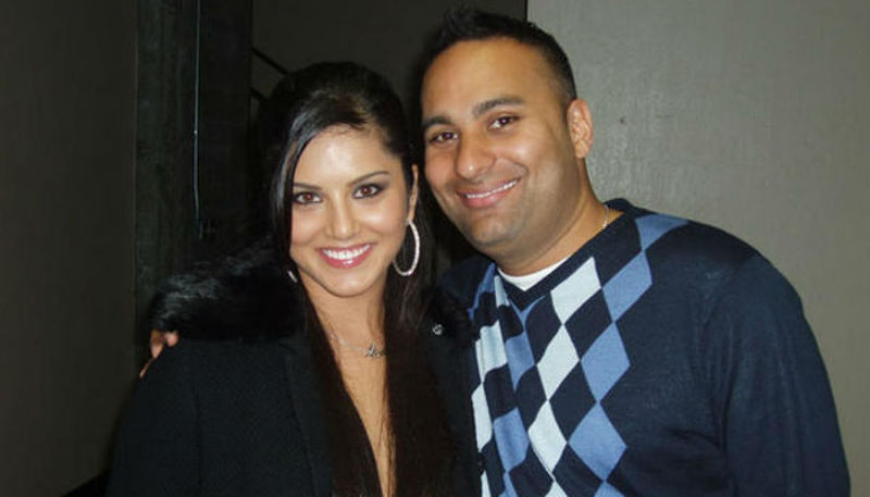 Sunny Leone Russell Peters