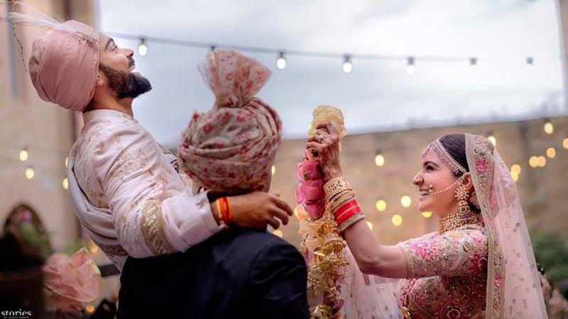 Virat-Anushka wedding