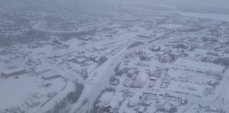 Winter Yellowknife