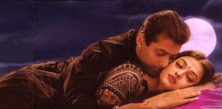 Salman kissing