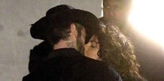 Priyanka kissing in Quantico