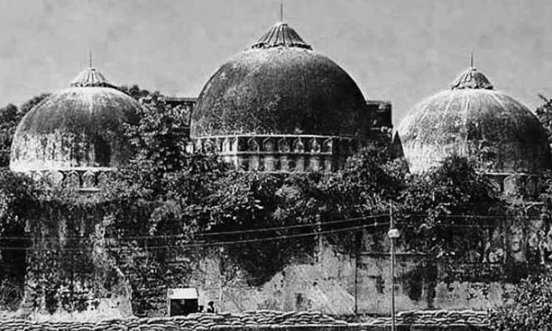 Babri Masjid pic