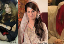 Imran Khan's wives