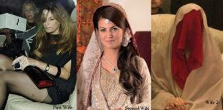 Imran Khan's wives
