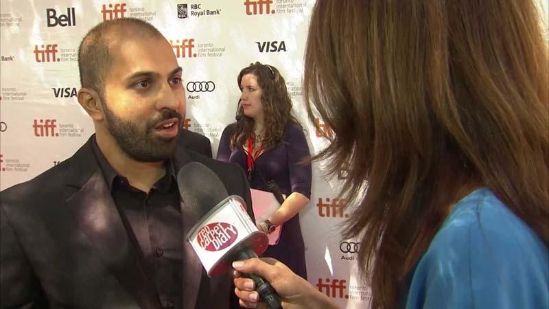 Ritesh Batra at TIFF