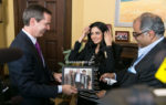 sridevi seen with Dalton McGuinty