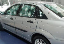 Bullet-proof-car