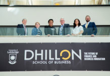 Dhillon School of Business