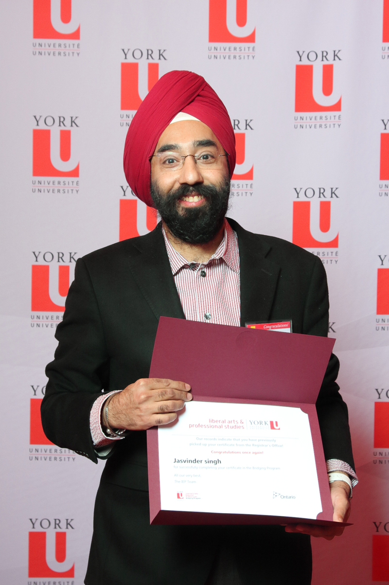 Jasvindar Singh York University