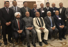 Mines Minister Narendra Singh Tomar in Toronto