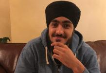 Victim Paviter Singh Bassi