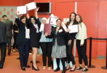 York University graduates