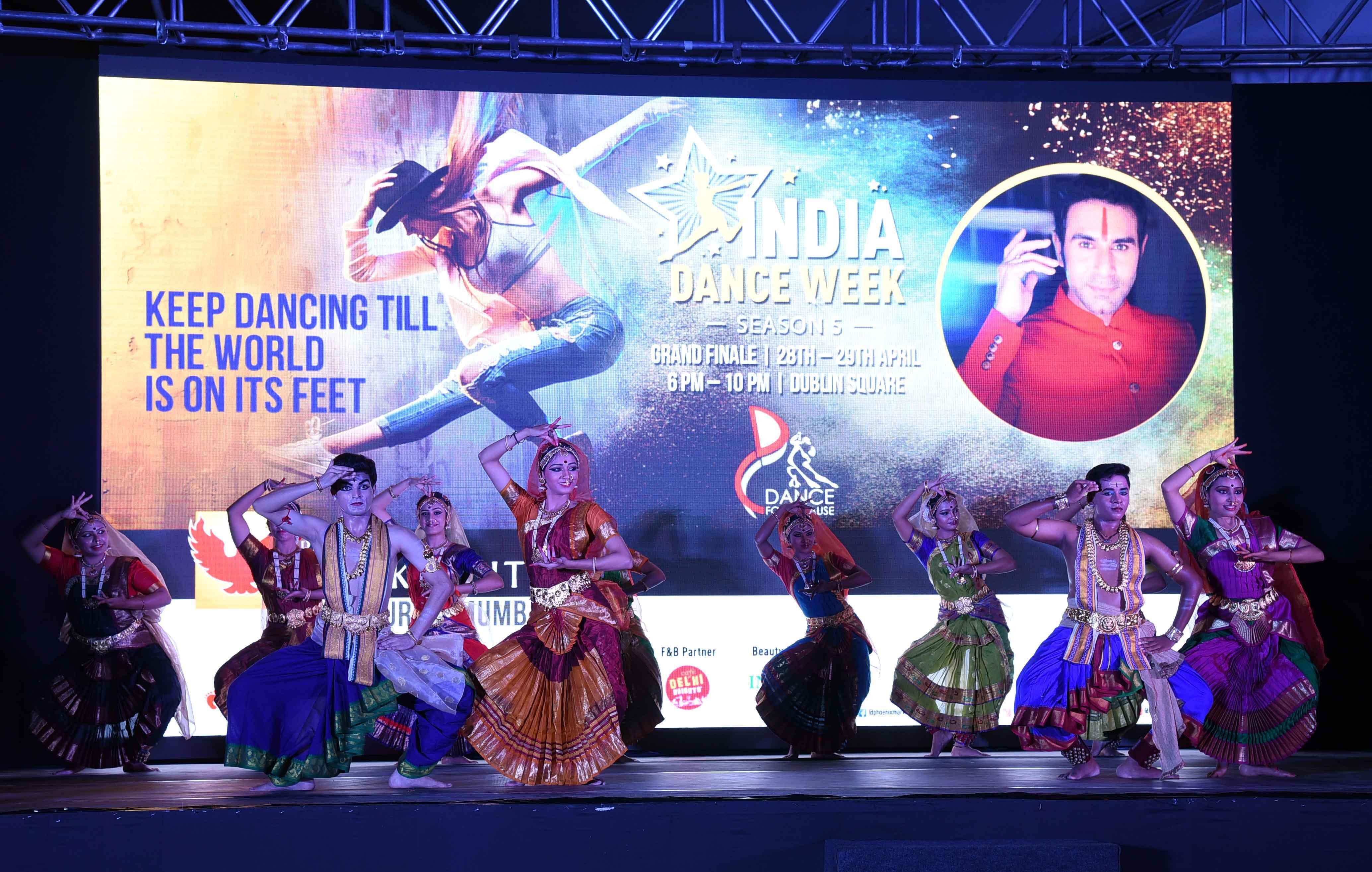 India Dance Week