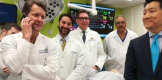 Johns Hopkins surgeons perform world's first penis, scrotum transplant