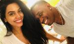 Lovebirds natasha suri and Dwayne bravo