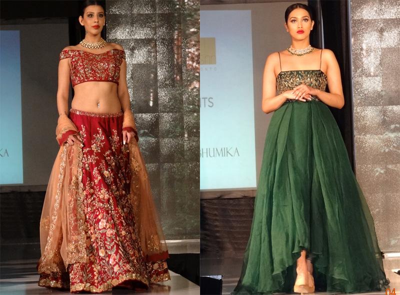 Shyamal and Bhumika designs