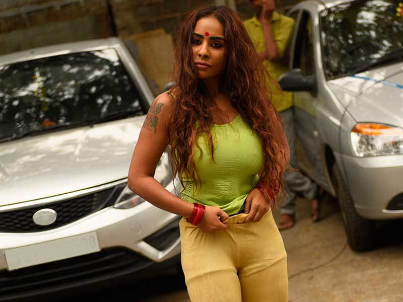 sri reddy strips