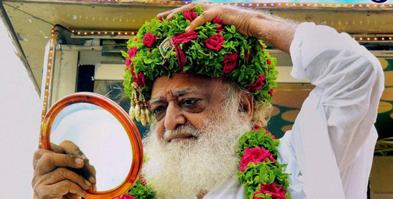 Rapist godman Asaram Bapu