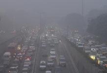 Delhi most polluted city