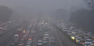 Delhi most polluted city
