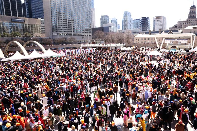 Toronto Vaisakhi parade