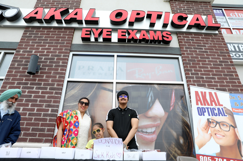 Akal Optical at Airport Lacoste Centre Summer Festival