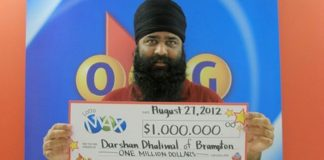 Darshan Dhaliwal of Brampton