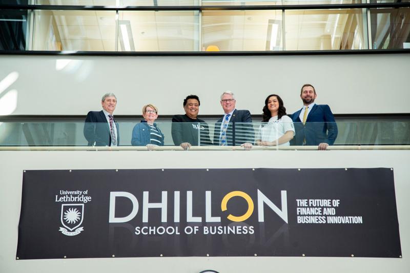Dhillon School of Business, University of Lethbridge