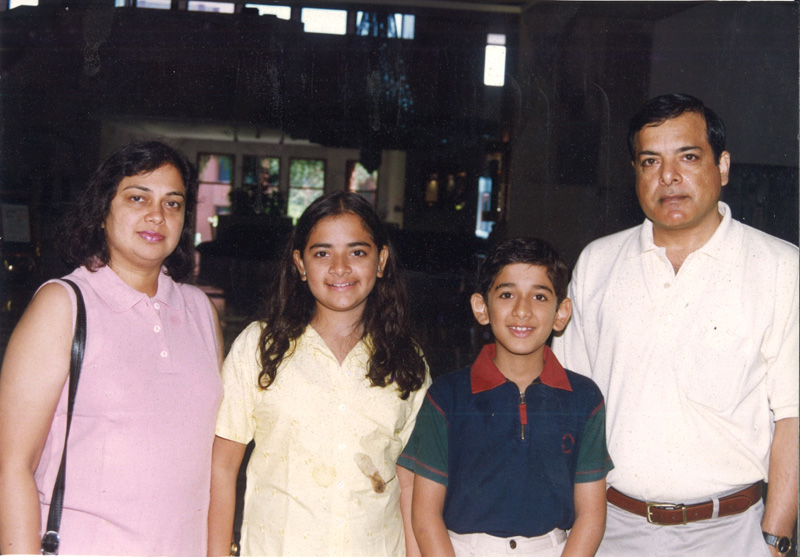 Kuldeep Sharma and Family landed in Canada 2002