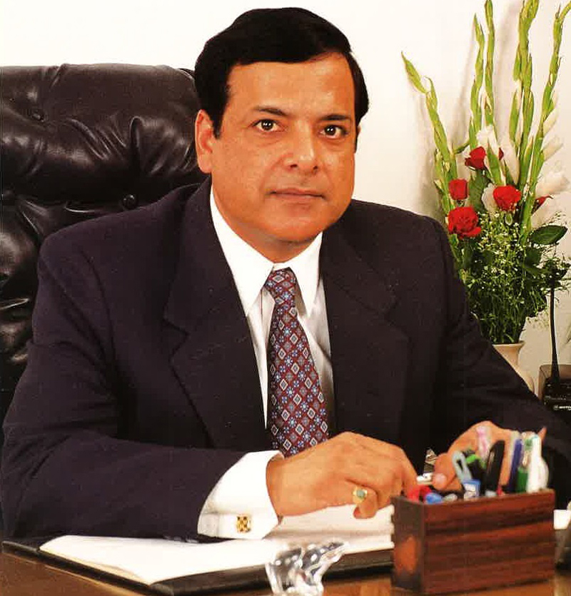 Kuldeep Sharma as MD of Sentinel Security Services in India.