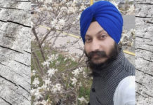 Missing man Manjit Singh.