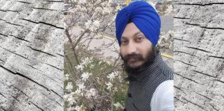 Missing man Manjit Singh.