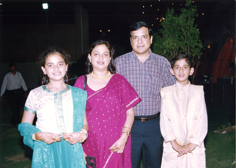 When Kuldeep Sharma and his family landed in Canada in 2002